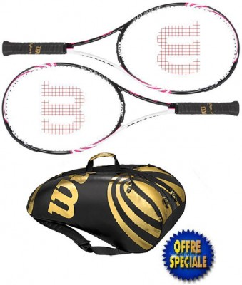 Wilson Pack BLX Blade Lite Pink + Thermobag