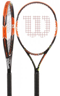 Wilson Junior Burn S