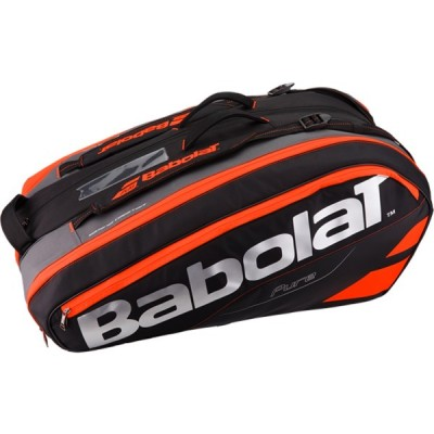 Babolat Thermobag Pure Strike 12 Raquettes Rouge