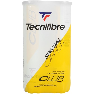 Tecnifibre Bi-Pack Club