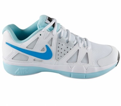 Nike Women Air Vapor Advantage Blanches