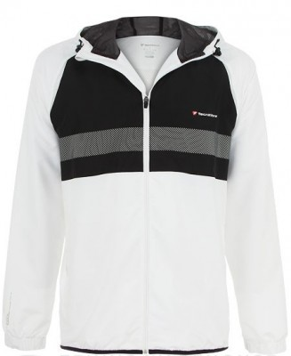 Tecnifibre Light Jacket Blanc/Noir