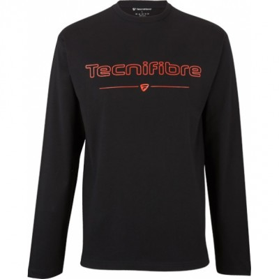 Tecnifibre Cotton Tee Long Sleeve